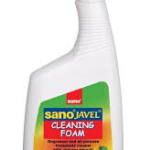 Detergent Sano Javel Cleaning Foam Lemon Trigger 1 l